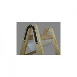Werkzeugablagetasche für die Holz-Stehleiter