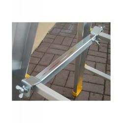 Teleskopleiter-Stabilisator-Set