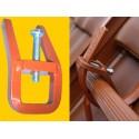 Haltefinger für Dachleiter (Stahl verzinkt) 2 Stück
