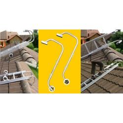 Firsthaltebügel für Dachleiter